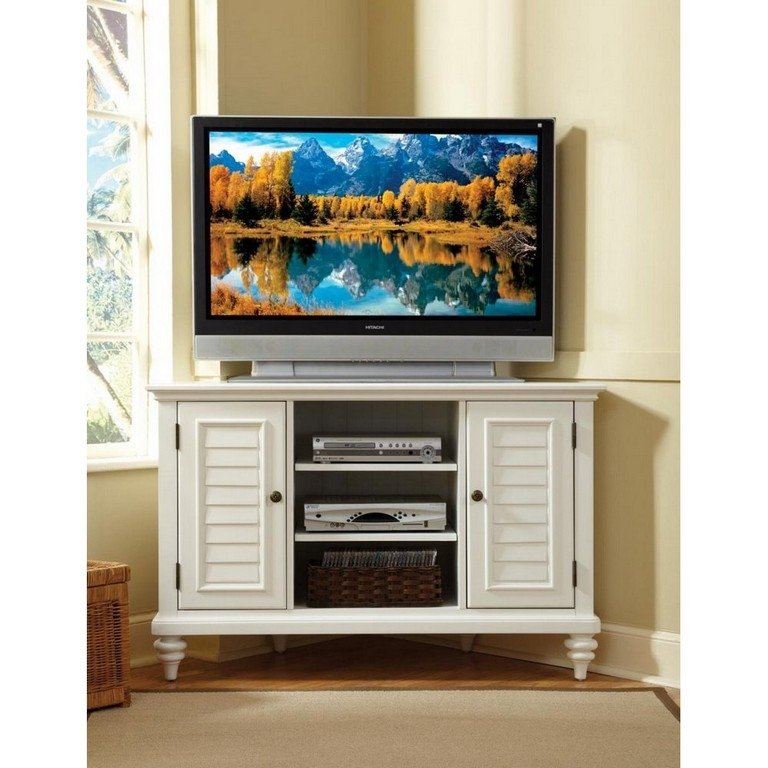 Fantastic Famous Oak Effect Corner TV Stands In Tv Stand Oak Effect (Image 15 of 50)