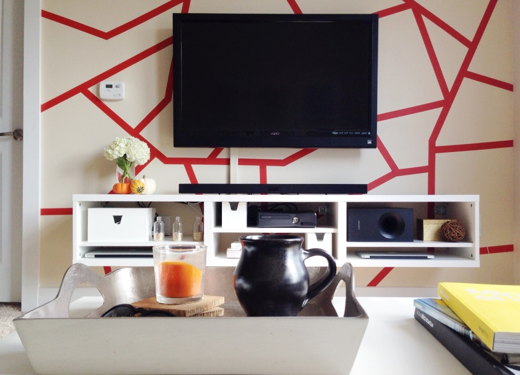 Fantastic Famous Orange TV Stands Within Tv Stands Interesting Ikea Television Stands 2017 Gallery Ikea (Image 17 of 50)