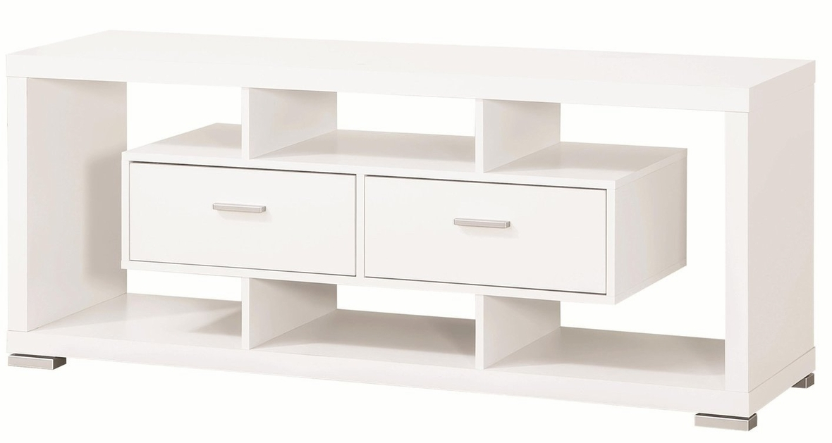 Fantastic Famous White Wooden TV Stands For White Wood Tv Stand Steal A Sofa Furniture Outlet Los Angeles Ca (Image 19 of 50)