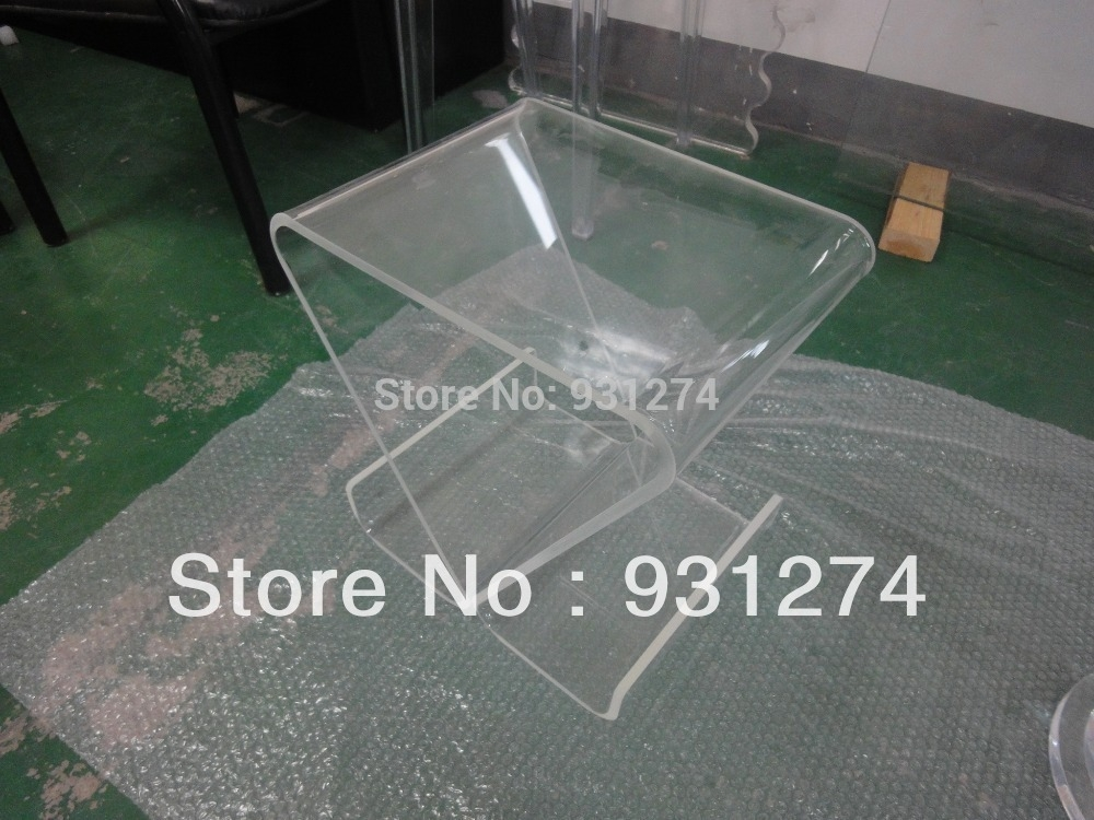 Fantastic Fashionable Acrylic Coffee Tables With Magazine Rack Inside Small Sofa Table Promotion Shop For Promotional Small Sofa Table (View 30 of 40)