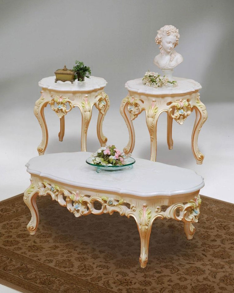 Fantastic Fashionable Baroque Coffee Tables Pertaining To Baroque Coffee Table 04 Baroque Coffee Tables (Image 15 of 50)