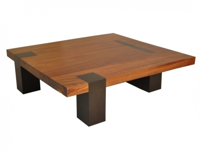 Fantastic Fashionable Coffee Tables Solid Wood With Solid Wood Square Coffee Tables Wd (Image 23 of 50)