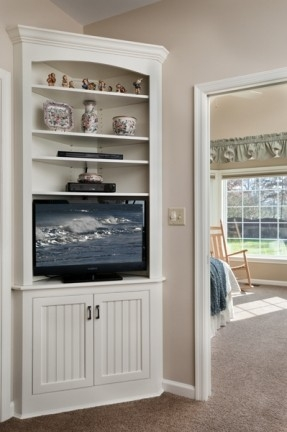 Fantastic Fashionable Corner TV Cabinets Throughout Corner Tv Cabinets Foter (Image 14 of 50)