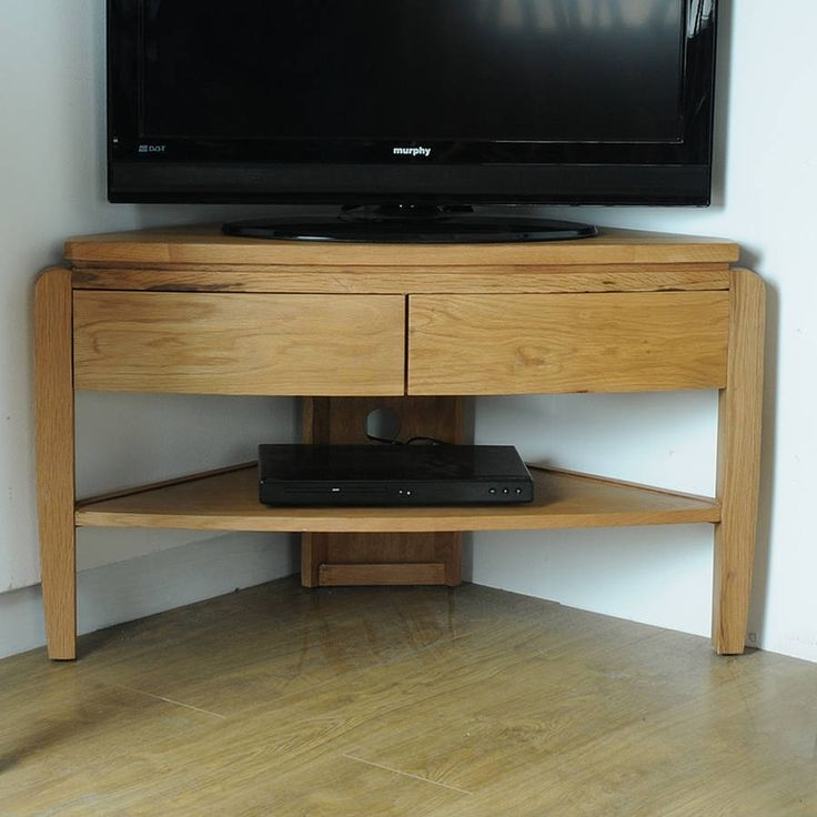 Fantastic Fashionable Modern Oak TV Stands Throughout 82 Best Tv Stands Images On Pinterest Corner Tv Stands Corner (View 35 of 50)