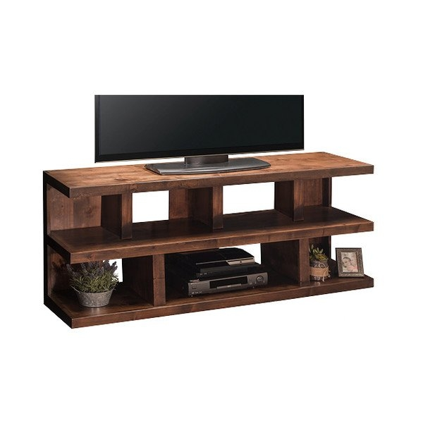 Fantastic Fashionable Rectangular TV Stands Intended For Loon Peak Grandfield 64 Tv Stand Reviews Wayfair (Image 19 of 50)