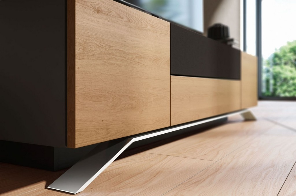 Fantastic Fashionable Slimline TV Stands Regarding Furniture Floating Tv Stands For Flat Screens 48 Inch Tv Stand (Image 13 of 50)