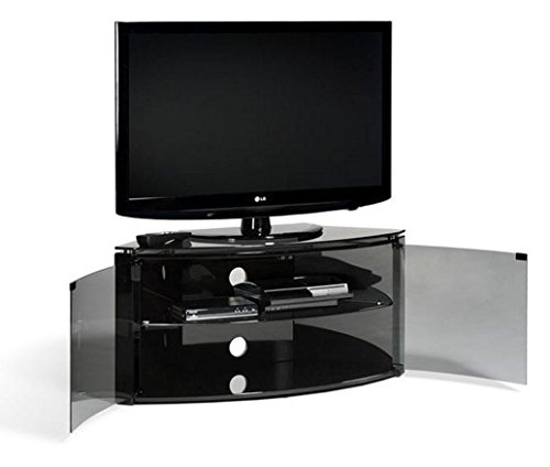 Fantastic Fashionable Techlink Bench Corner TV Stands With Regard To Amazon Techlink Bench Corner Tv Stand With High Gloss Frame (Image 15 of 50)