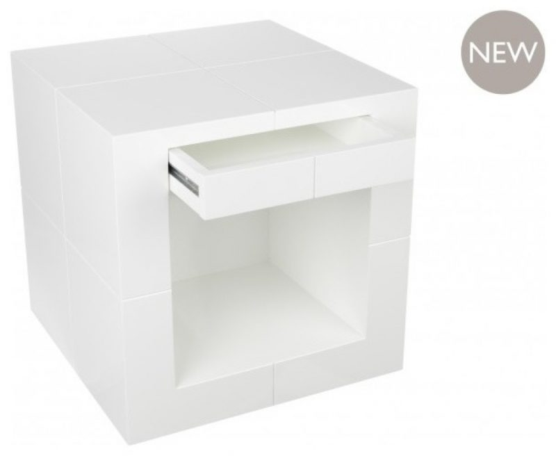Featured Image of White Cube Coffee Tables