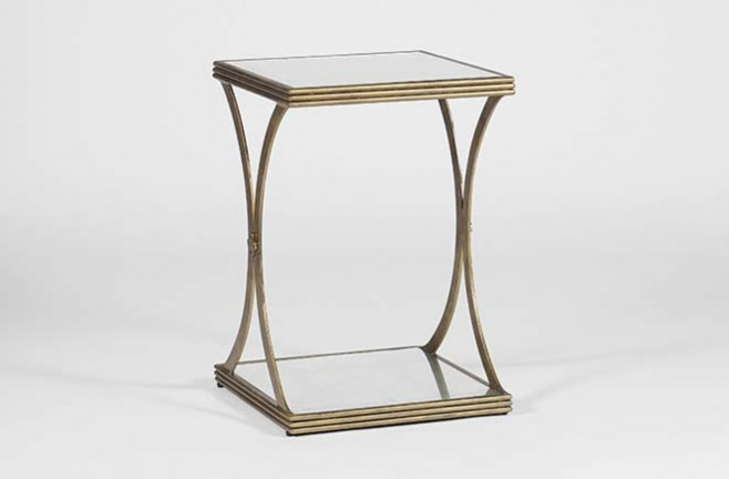 Fantastic Favorite Antique Mirrored Coffee Tables For Gold Mirrored Side Table Vanities Decoration (View 39 of 40)