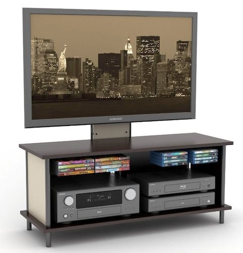 Fantastic Favorite Birch TV Stands With Regard To 16 Best Gaming Tv Stands Game Racks Of 2017 High Ground Gaming (Image 19 of 50)
