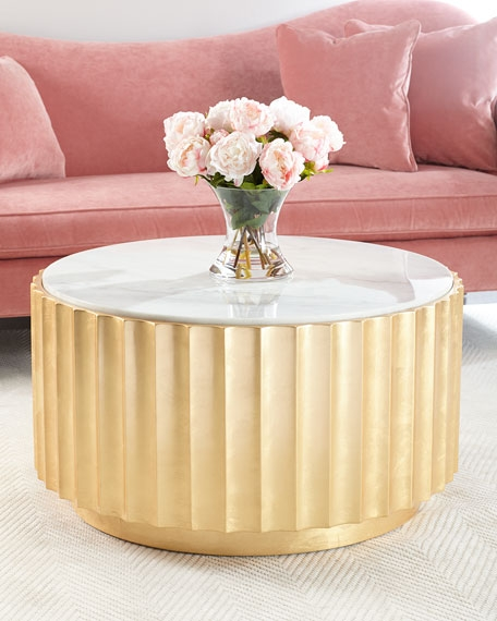 Fantastic Favorite Cosmo Coffee Tables Pertaining To Cosmo Marble Coffee Table (View 7 of 50)