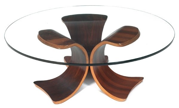 Fantastic Favorite Glass Circle Coffee Tables In Round Glass Coffee Table (Image 16 of 50)