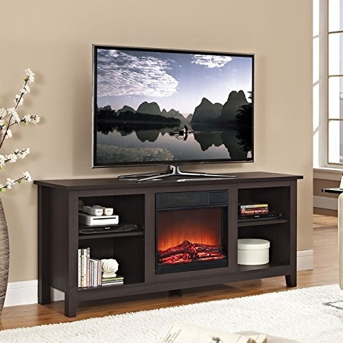 Fantastic Favorite Hokku TV Stands Pertaining To Tv Stands With Electric Fireplace Gibbs Stand Costco Hokku (Image 19 of 50)