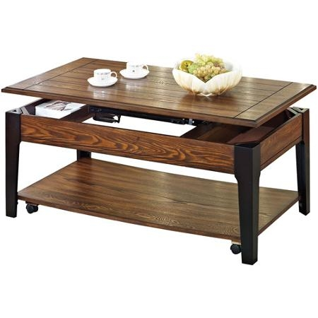 Fantastic Favorite Lift Top Oak Coffee Tables For Sauder Lift Top Coffee Table Idi Design (Image 12 of 40)
