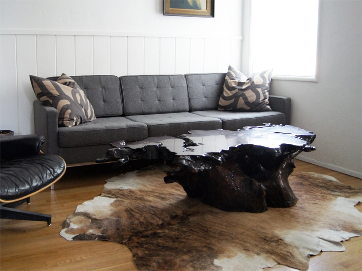 Fantastic Favorite Odd Shaped Coffee Tables With Brick House (Image 21 of 50)