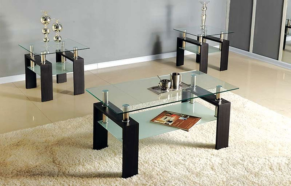 Fantastic High Quality Contemporary Coffee Table Sets With Modern Coffee Table Set Table And Estate (View 1 of 50)