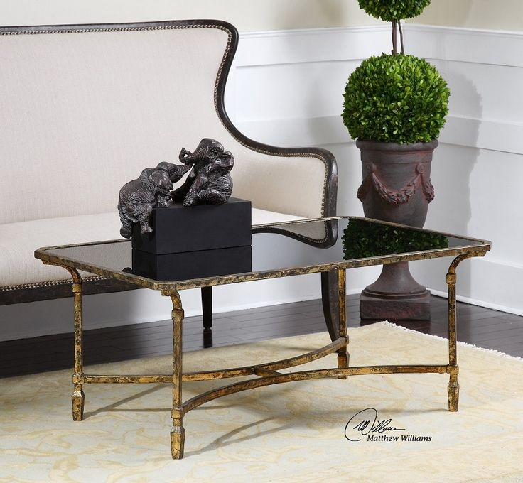 Fantastic High Quality Glass And Black Metal Coffee Table In Best 25 Black Glass Coffee Table Ideas That You Will Like On (Image 13 of 50)