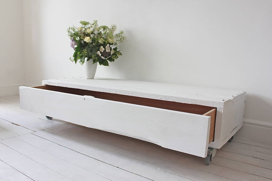Fantastic High Quality Large Low White Coffee Tables Pertaining To White Coffee Tables (Image 16 of 50)