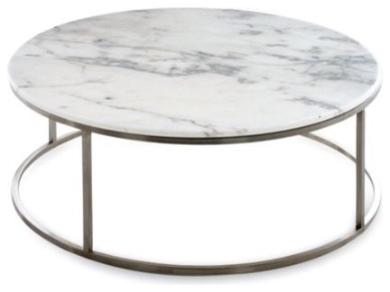 Fantastic High Quality Round Coffee Tables Pertaining To White Round Coffee Table (Image 17 of 50)