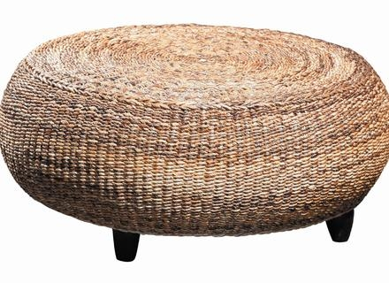 Fantastic High Quality Round Woven Coffee Tables Intended For Enchanting Round Wicker Coffee Table Coffee Table Indoor Round (Image 27 of 50)