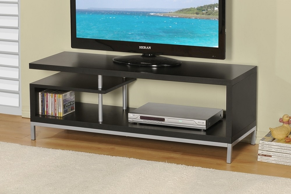 Fantastic High Quality Sleek TV Stands Inside Sleek Tv Stands Majestic Add Some Style Into Your Living Room With (Image 17 of 50)