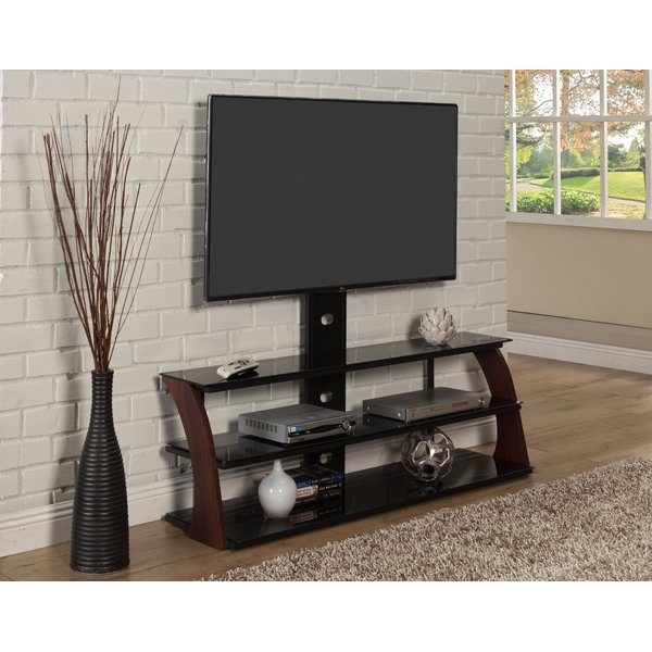 Fantastic High Quality TV Stands With Mount With Regard To Sandberg Furniture Abigail 59 Tv Stand Reviews Wayfair (Image 17 of 50)