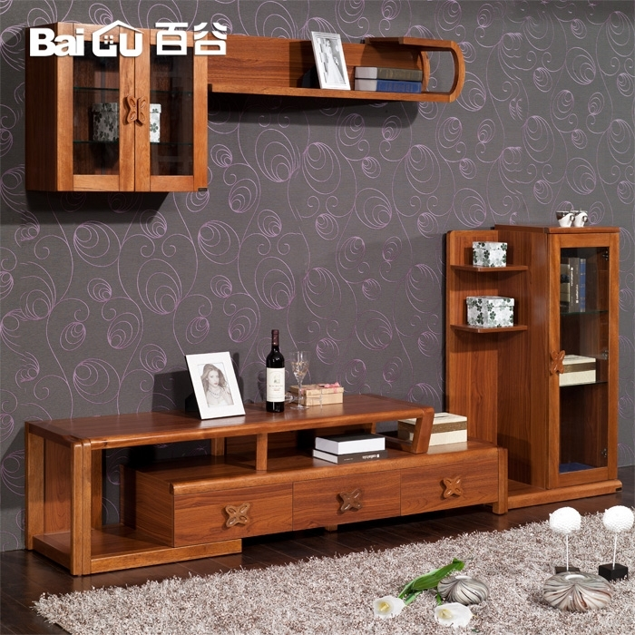 Fantastic High Quality Wooden TV Cabinets Throughout Awesome Modern Wood Tv Cabinet Inspirations Cabinet Furniture (Image 16 of 50)