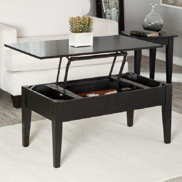 Fantastic Latest Coffee Tables With Lift Up Top Regarding Modern Lift Top Coffee Table Modern Lift Top Coffee Table (Image 14 of 40)
