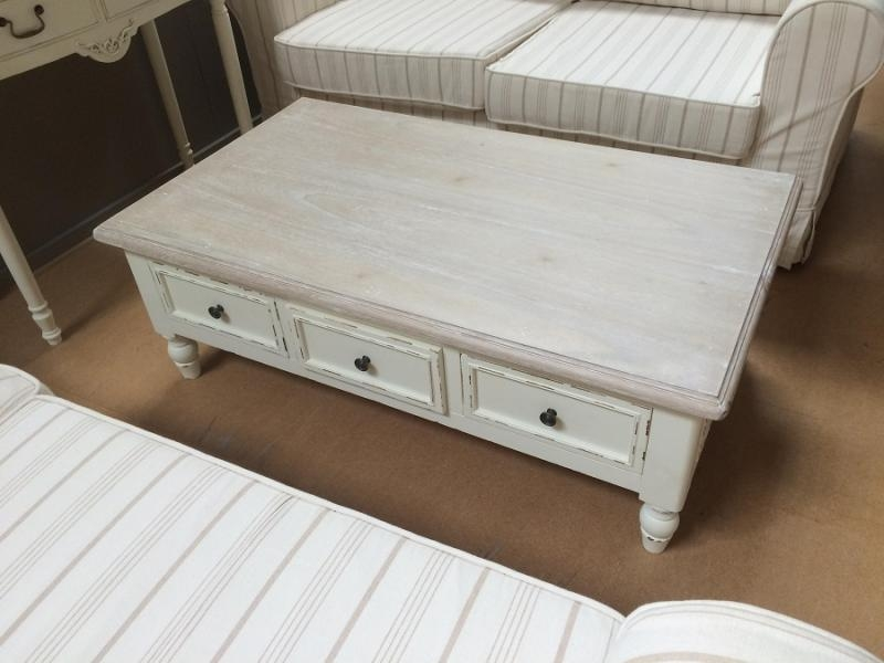 Fantastic Latest Cream And Oak Coffee Tables Intended For Rectangle Cream Oak Coffee Table Mulberry Moon (Image 19 of 40)