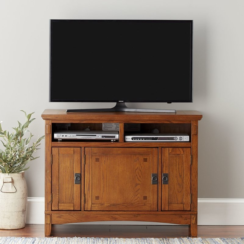 Fantastic Latest Lane TV Stands With Regard To Birch Lane Hickham 42 Tv Stand Reviews Wayfair (View 28 of 50)