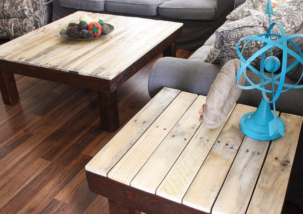Fantastic Latest Large Rustic Coffee Tables With Regard To Square Rustic Coffee Table Decor Ideas Tedxumkc Decoration (View 49 of 50)