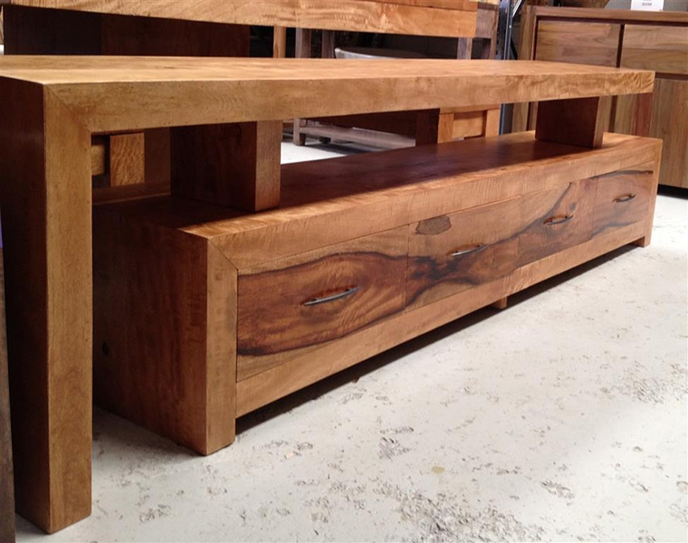 Fantastic Latest Mango Wood TV Cabinets With Tventertainment Units Archives Pot Mangopot Mango (Image 15 of 50)