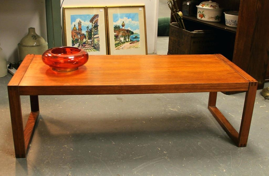Fantastic Latest Retro Teak Glass Coffee Tables Throughout Teak Root Coffee Table Canada 1960 70s Teak Smoked Glass Side (View 29 of 50)