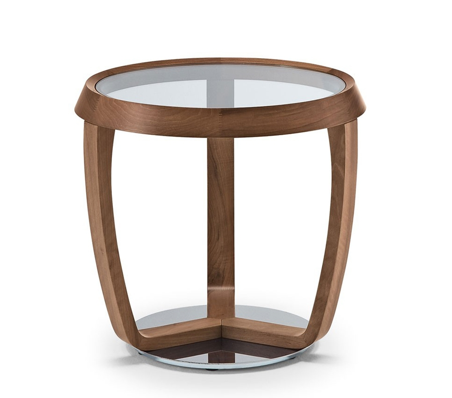 Fantastic Latest Small Circle Coffee Tables Intended For Small Glass Coffee Tables (Image 21 of 50)