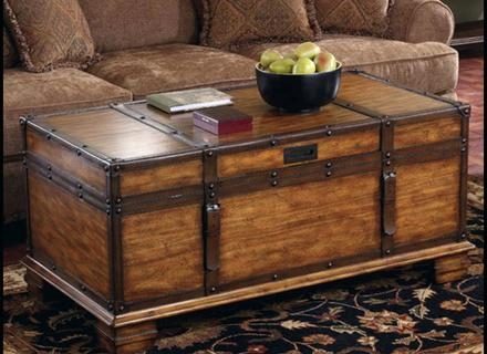 Fantastic Latest Square Chest Coffee Tables Throughout Coffee Tables Ideas Wickers Coffee Table Storage Chest Square (View 46 of 50)