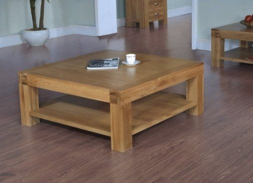 Fantastic Latest Square Oak Coffee Tables With Regard To 10 Best Our Tables Wood Glass Images On Pinterest Wood Glass (View 14 of 50)