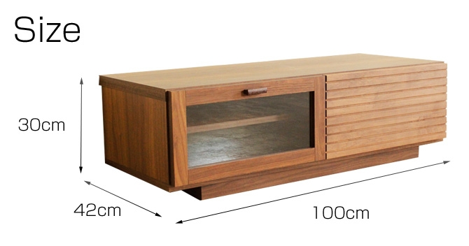 Fantastic Latest TV Stands 100cm Within Kagumaru Rakuten Global Market Tv Stand Wood Elfino Width  (Image 19 of 50)