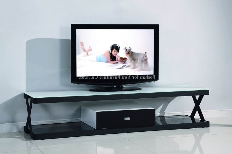 Fantastic Latest TV Stands For Small Rooms With Regard To Tv Stand Ideas For Small Spaces White Wood Wall Cabinet Shelves (View 29 of 50)