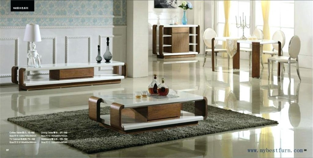 Fantastic New Coffee Tables And TV Stands Matching Inside Coffee Table Coffee Table And Tv Stand Addictsglass Set Tables (Image 21 of 50)