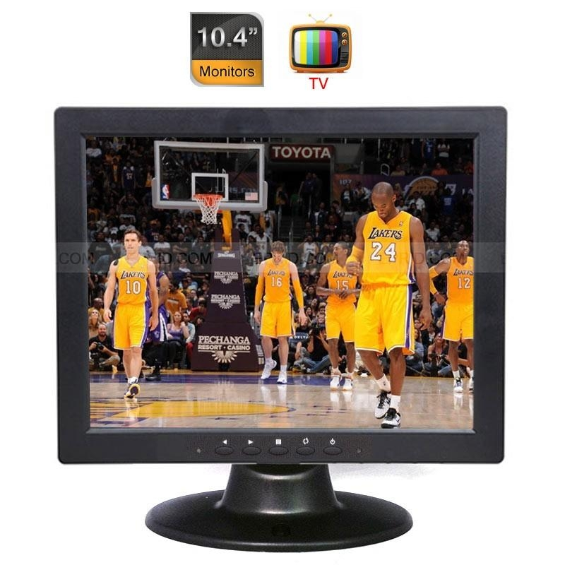 Fantastic New Stands Alone TV Stands In Best 104 4analog Tv Stand Alone Monitor Tft Lcd Hdmi Vga Av Port (Image 21 of 50)
