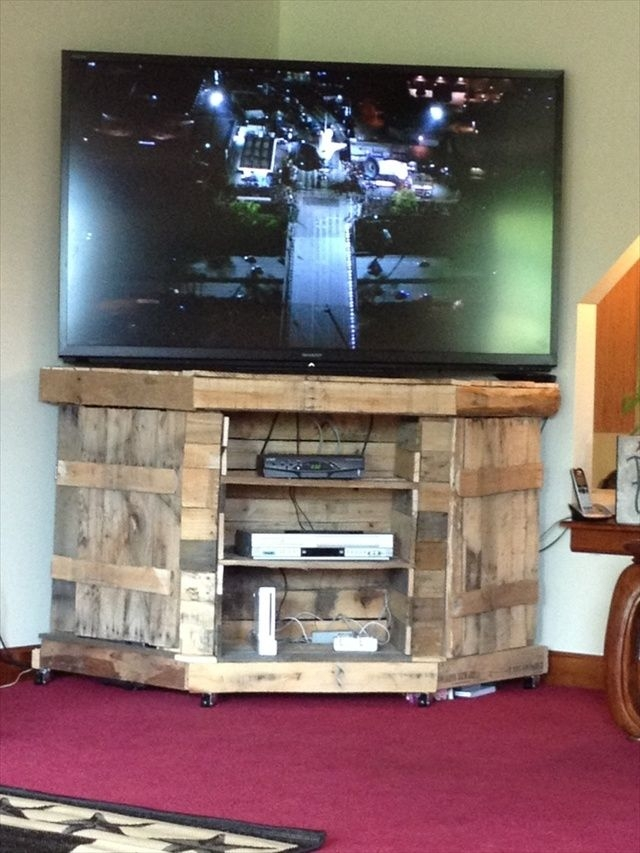 Fantastic New Unique Corner TV Stands Pertaining To 125 Best Tv Cabinets Stands Images On Pinterest Tv Stands Tv (Image 17 of 50)