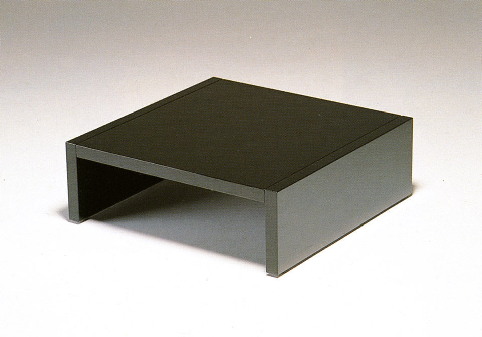 Fantastic Popular Elena Coffee Tables Regarding Contemporary Coffee Table Wooden Square Saratoga Elena (Image 19 of 40)