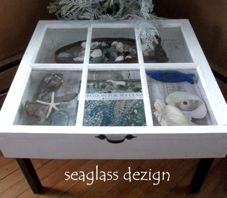 Fantastic Popular Glass Top Display Coffee Tables With Drawers Inside Curio Tables With Coastal Displays Completely Coastal (Image 25 of 50)