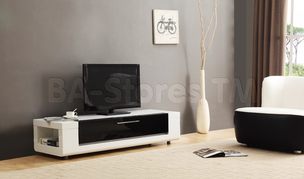 Fantastic Popular Low Profile Contemporary TV Stands Pertaining To Low Profile Contemporary Tv Stand Home Design Ideas (Image 24 of 50)