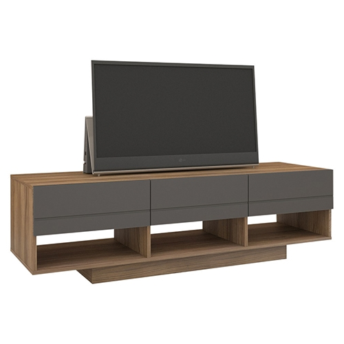 Fantastic Popular Nexera TV Stands In Nexera Radar Tv Stand For Tvs Up To 64 Walnut Tv Stands (View 3 of 50)