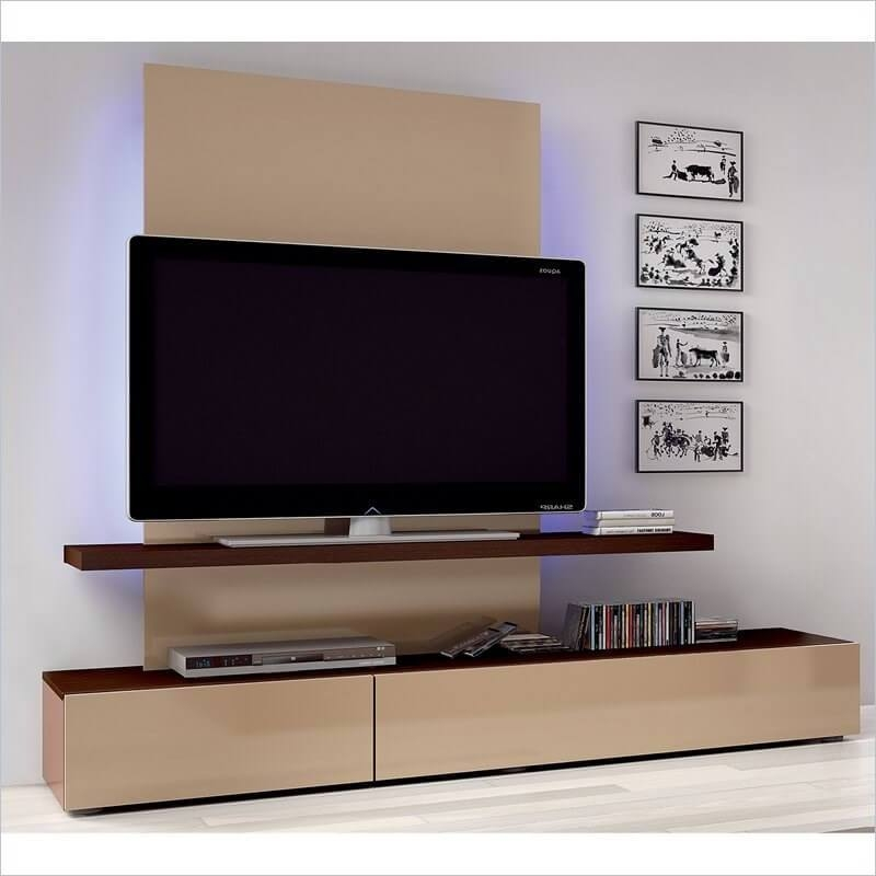 Fantastic Popular Off Wall TV Stands Inside Off The Wall Tv Stands Home Design Ideas (Image 12 of 50)
