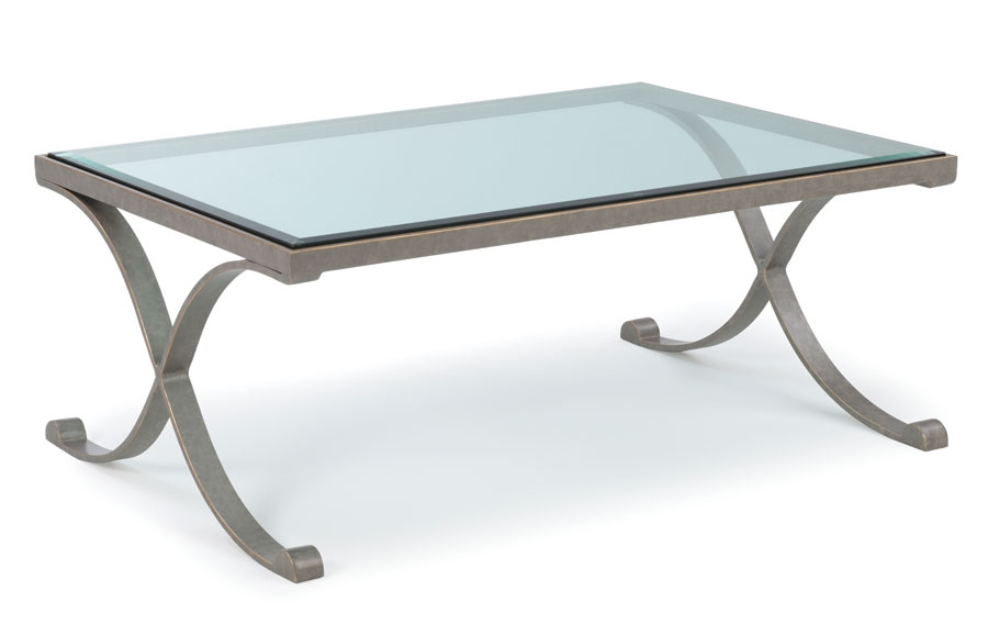 Fantastic Popular Rectangle Glass Coffee Table With Coffee Table Rectangular Glass Coffee Tables Set Wrought Iron (View 47 of 50)