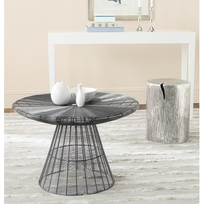 Fantastic Popular Safavieh Coffee Tables Regarding Safavieh Reginald Wire Coffee Table Reviews Wayfair (View 26 of 50)