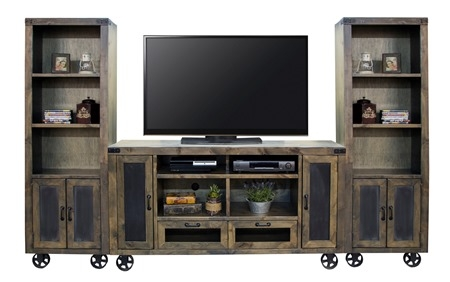 Fantastic Popular TV Stands And Bookshelf With Regard To Home Accents Colony House Furniture (Image 17 of 50)
