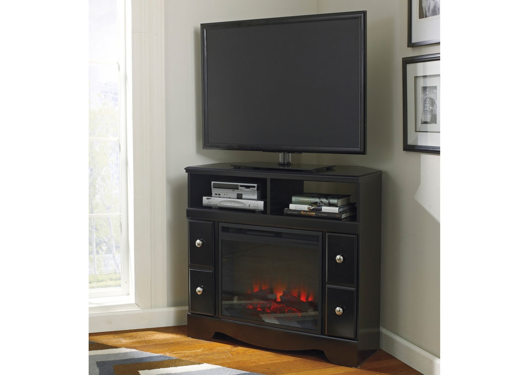 Fantastic Popular Unique Corner TV Stands With Regard To We Have Unique Entertainment Centers With Fireplace Inserts (Image 18 of 50)